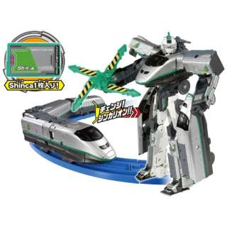プラレール 新幹線変形ロボ シンカリオン DXS12 E3つばさアイアンウィング