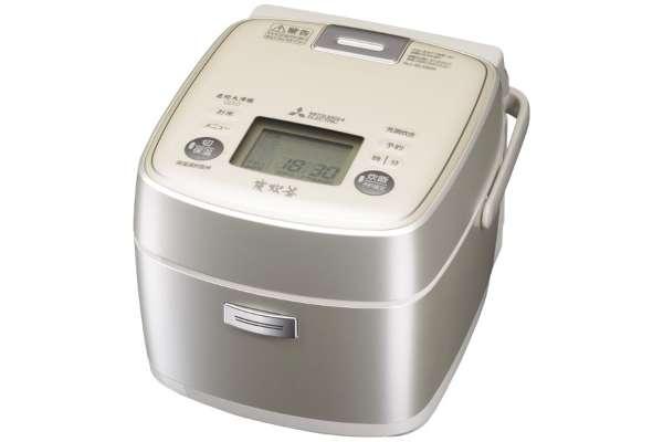 3合炊き炊飯器のおすすめ10選 三菱「炭炊釜」NJ-SU06R(IH)