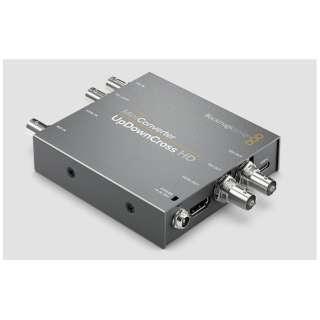 [SDI / HDMI 入力-出力 SDI / HDMI] Mini Converter UpDownCross HD CONVMUDCSTDHD
