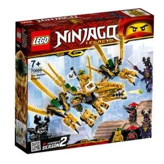 LEGO(レゴ) 70666 ニンジャゴー ゴールデン・ドラゴン