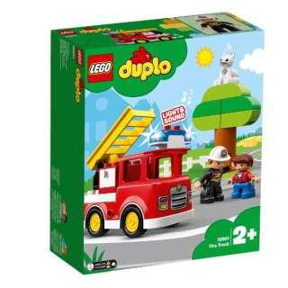 LEGO(レゴ) 10901 デュプロ 光る!鳴る!消防車
