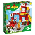 LEGO(レゴ) 10903 デュプロ 光る!鳴る!消防車と消防署