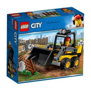 LEGO(レゴ) 60219 シティ 工事現場のシャベルカー