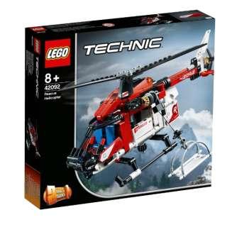 42092 テクニック 救助ヘリコプター