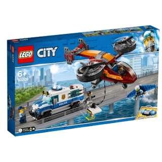 LEGO(レゴ) 60209 シティ ドロボウのダイヤモンド強盗