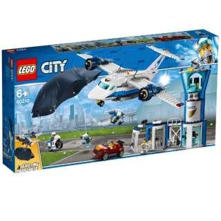 LEGO(レゴ) 60210 シティ 空のポリス指令基地