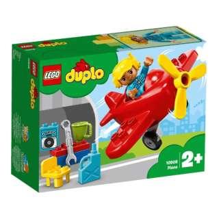 LEGO(レゴ) 10908 デュプロ パイロットと飛行機