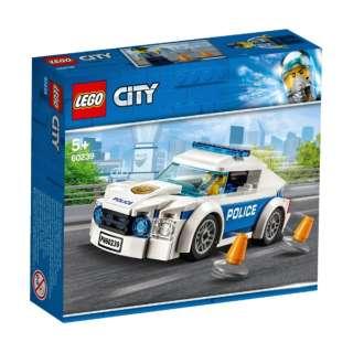 60239 シティ ポリスパトロールカー