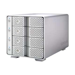 HDDケース 3.5インチ SATA 4台[USB3.1] 裸族のカプセルホテル USB3.1 CRCH35U31CIS [4台 /4]