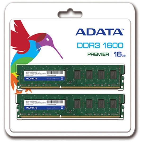 AD3U1600W8G11-D [DDR3 PC3-12800 8GB 2枚組]