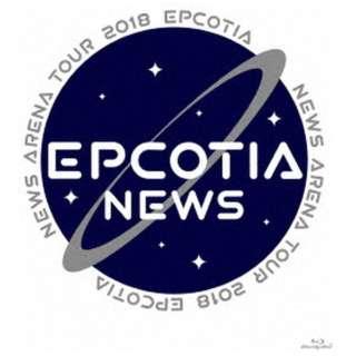NEWS/ NEWS ARENA TOUR 2018 EPCOTIA 通常盤 【ブルーレイ】