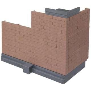 魂OPTION Brick Wall (Brown ver.)