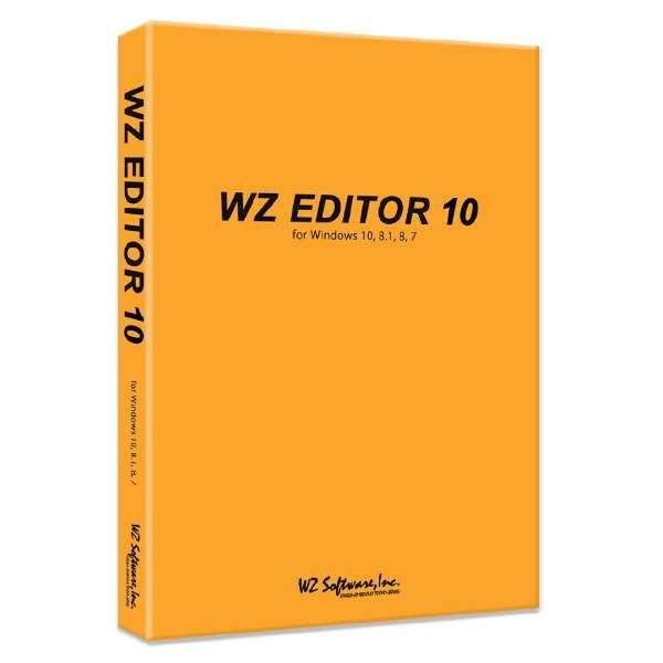 WZ EDITOR 10 CD-ROM版 [Windows用]