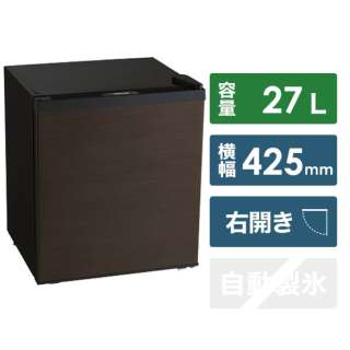 ホテル用冷蔵庫 ブラウン GR-HB30PT-TS [1ドア /右開きタイプ /27L]