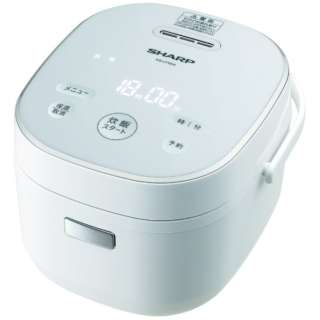 KS-CF05A-W 炊飯器 ホワイト系 [3合 /マイコン]