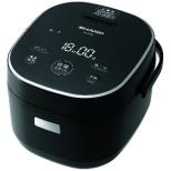 KS-CF05A-B 炊飯器 ブラック系 [3合 /マイコン]