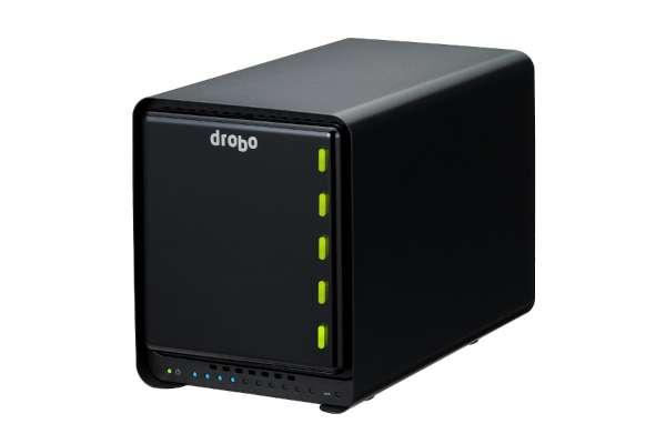 NAS(ネットワークハードディスク)のおすすめ13選 drobo「Drobo 5N2(Gold Edition) 」PDR-5N2GLD
