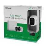 VMS4230P100JPS スマートセキュリティシステム Arlo Pro 2 [有線・無線 /暗視対応 /屋外対応]
