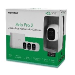VMS4330P100JPS Arlo Pro2 カメラ3台モデル VMS4330P100JPS[暗視対応 /有線・無線 /屋外対応] Arlo Pro 2 [暗視対応 /有線・無線 /屋外対応]