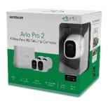 VMS4430P100JPS Arlo Pro2 カメラ4台モデル VMS4430P100JPS[暗視対応 /有線・無線 /屋外対応] Arlo Pro 2 [暗視対応 /有線・無線 /屋外対応]