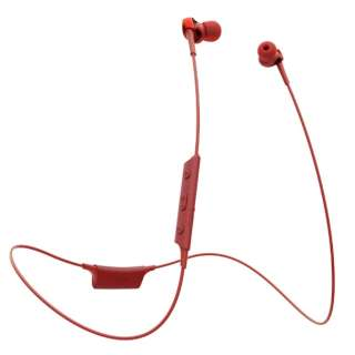 1bf3d0f373d019 Bluetooth Earphone NeEXTRA Series HP-NX20BTR red [remote-control  microphone-adaptive /