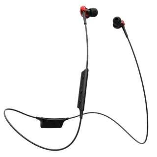 bluetooth イヤホン カナル型 NeEXTRA Series レッド HP-NX30BTR [リモコン・マイク対応 /ワイヤレス(左右コード) /Bluetooth]