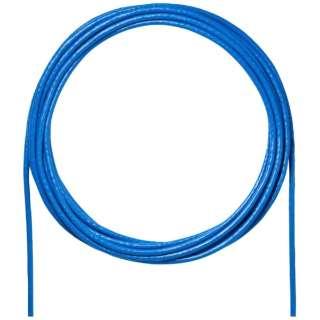自作用LANケーブル [カテゴリー6A /100m /スタンダード] KB-T6A-CB100BL ブルー [■ケーブル長:100m]