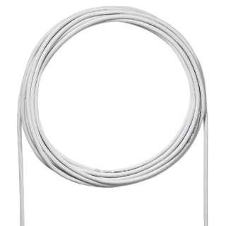 自作用LANケーブル [カテゴリー6A /300m /スタンダード] KB-T6A-CB300W ホワイト [■ケーブル長:300m]