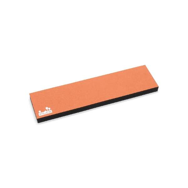 リストレスト Majestouch Wrist Rest Macaron 17mm厚 Sサイズ MWR17S-PA パパイヤ