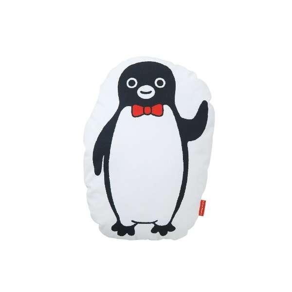 Suicaのペンギン ダイカットクッション(蝶ネクタイ)