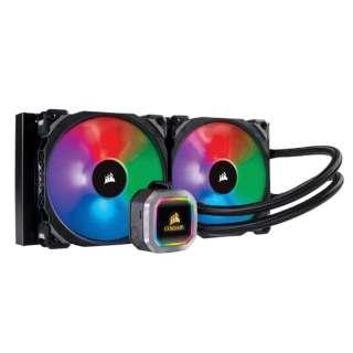 水冷CPUクーラー H115i RGB PLATINUM CW-9060038-WW [Intel LGA2066/LGA2011/LGA1366/LGA1156/LGA1155/LGA1151/LGA1150/・AMD Socket/TR4/AM4/AM2/AM3/AM4/FM1/FM2]