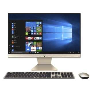 Vivo AiO デスクトップパソコン[21.5型 /intel Core i3 /HDD:500GB /メモリ:4GB /2018年12月モデル] V222UAK-BA138T [21.5型 /HDD:500GB /メモリ:4GB /2018年12月モデル]