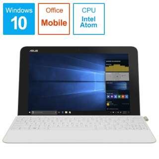 TransBook Mini ノートパソコン アイシクルゴールド T103HAF-128IGO [10.1型 /intel Atom /eMMC:128GB /メモリ:4GB /2018年12月モデル]