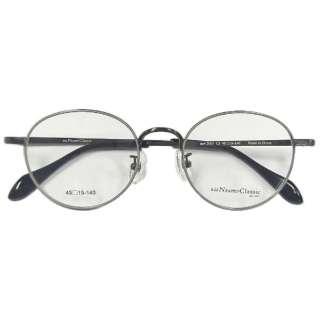【度付き】airNium-Classic メガネセット(ゴールド×グレー)AC4-1007-3[超薄型/屈折率1.67/非球面]
