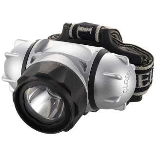 LC-SYW432-S ヘッドライト [LED /単4乾電池×3 /防水]
