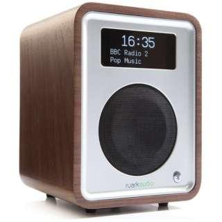 R1MK3WAL ブルートゥース スピーカー リッチウォルナット [Bluetooth対応]