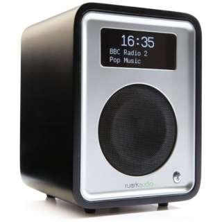 R1MK3SB ブルートゥース スピーカー ソフトブラック [Bluetooth対応]