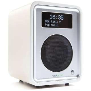 R1MK3SW ブルートゥース スピーカー ソフトホワイト [Bluetooth対応]