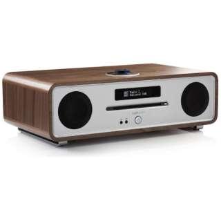 ミニコンポ Integrated music system R4Mk3WAL リッチウォルナット [Bluetooth対応]