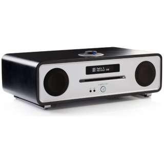 ミニコンポ Integrated music system R4Mk3SB ソフトブラック [Bluetooth対応]