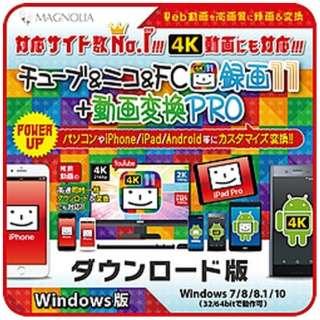 チューブ&ニコ&FC録画11 コンプリート [Windows用] 【ダウンロード版】