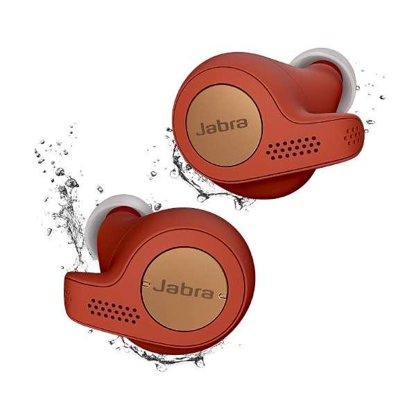 フルワイヤレスイヤホン 100-99010001-40 Copper Red [マイク対応 /ワイヤレス(左右分離) /Bluetooth]