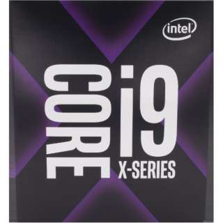 〔intel CPU〕 Core I9-9900X BX80673I99900X