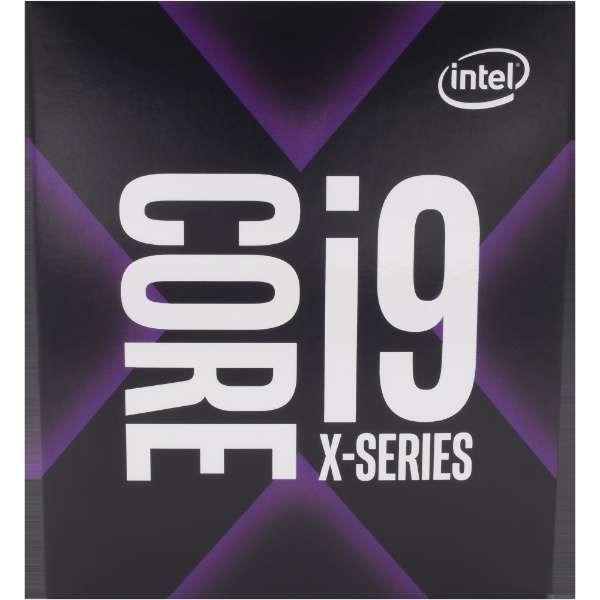 〔intel CPU〕 Core I9-9900X BX80673I99900X