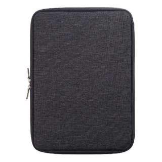 MacBook 13インチ [BookZip] ジッパー式 軽量クッションケース
