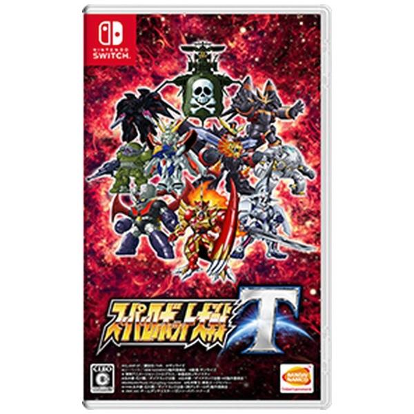 スーパーロボット大戦T [Nintendo Switch]