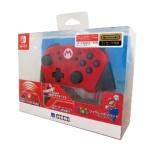 ワイヤレスホリパッド for Nintendo Switch マリオ NSW-104 【Switch】