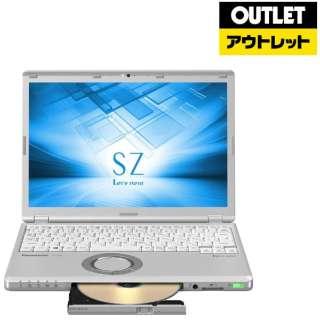 【アウトレット品】 12.1型ノートPC [ Win10 Pro・Core i5・SSD 256GB・メモリ 8GB] レッツノート CFSZ6RDQVS 【数量限定品】
