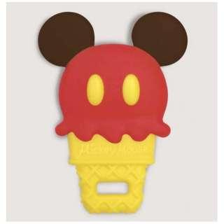 ミッキーマウス アイスクリーム型 歯がため