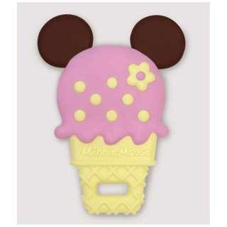 ミニーマウス アイスクリーム型 歯がため